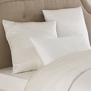 The silk and cotton pillowcase